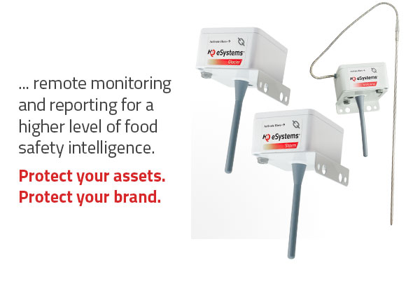 Remote monitoring and reporting. Protect your assets. Protect your brand.